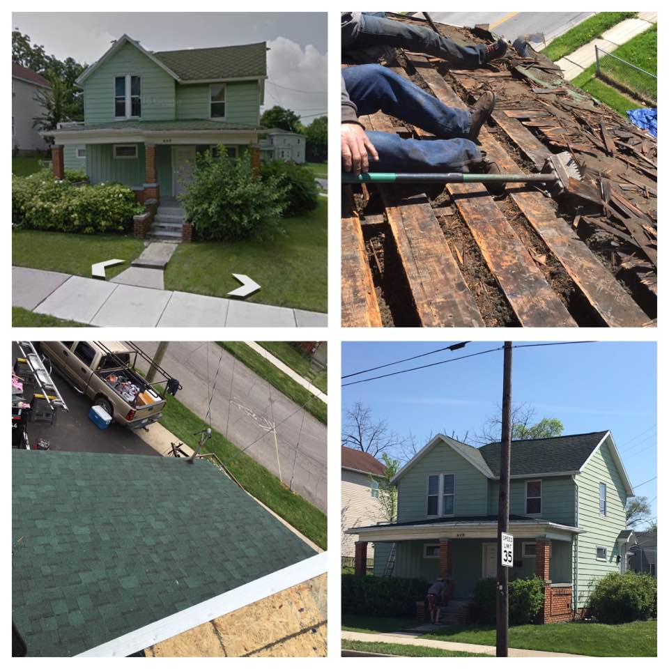 Blue Chip Construction and Roofing Lima Ohio